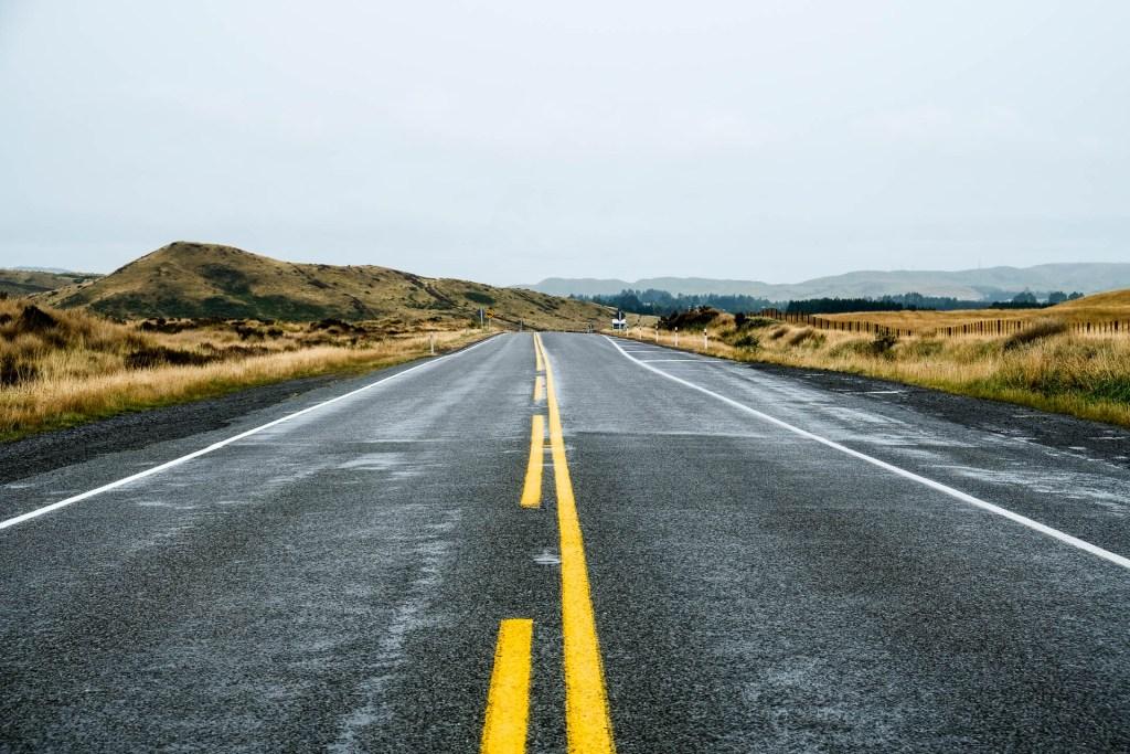 Rangipo Desert Road