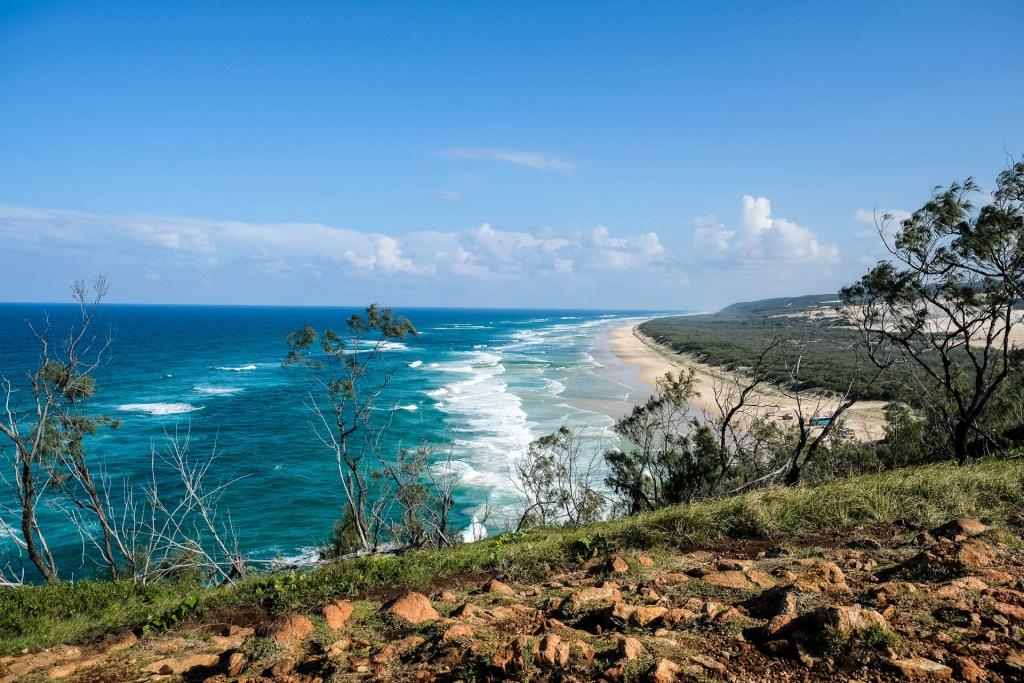 Und Noch Mehr Beach Auf Fraser Island
