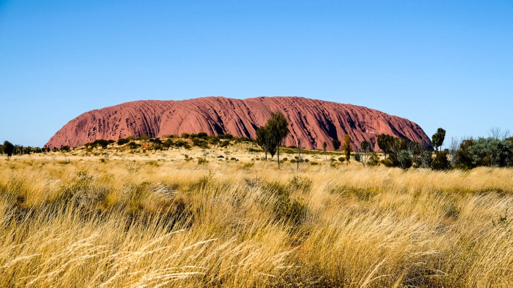 Ayers Rock/Ulura