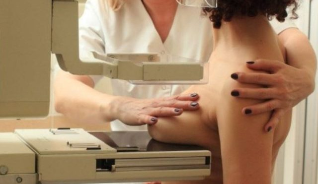 Znalezione obrazy dla zapytania mammografia zdjecia