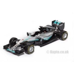 F1 Mercedes W07 Hamilton