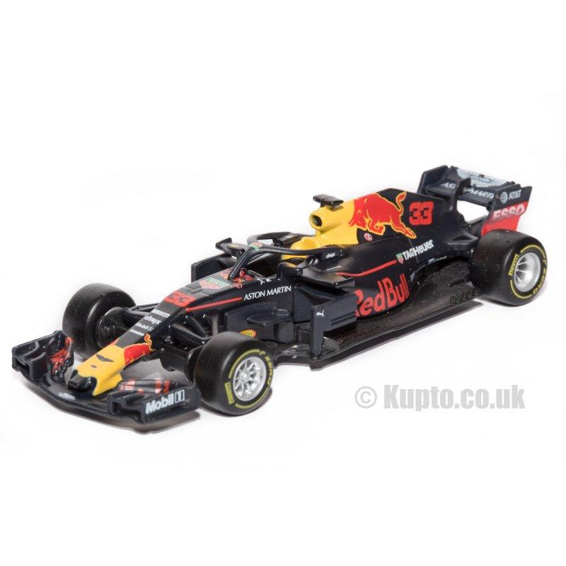 F1 Aston Martin Red Bull Racing RB14 Verstappen