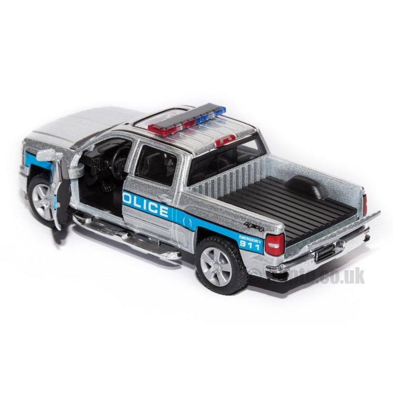 Chevrolet Silverado Police