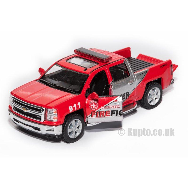 Chevrolet Silverado Fire Fighter