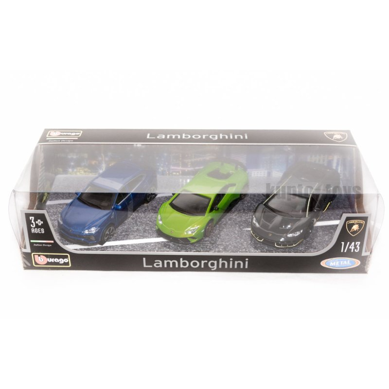 Lamborghini Set of 3