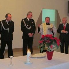Świąteczna atmosfera zapanowała także w koszarach OSP Radzymin…