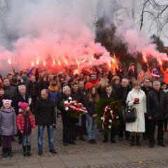 Patriotyczne Święto, które zorganizowali mieszkańcy…