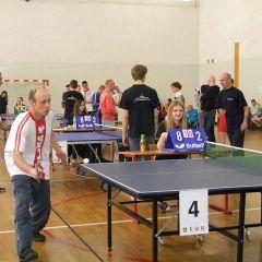 I Amatorski Turniej Tenisa Stołowego Osób z Niepełnosprawnościami