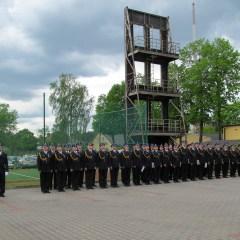 Święto Strażaków z Komendy Powiatowej PSP w Wołominie…
