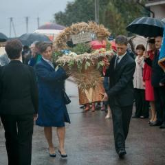 Gminne Dożynki w Kałuszynie