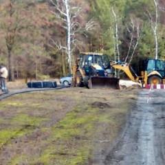 Ruszyła budowa sieci wodociągowej dla mieszkańców: Ludwinowa, Ostrówka, ul. Miłej w Chajętach i ul. Długiej w Małopolu…