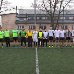 VIII Jesienny Turniej Piłkarskich 6-tek o Puchar Wójta Gminy Zabrodzie