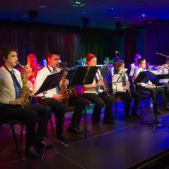 Muzyczna podróż z Orkiestrą Dętą Miasta Ząbki
