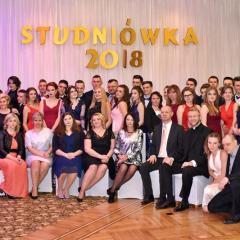 Studniówka 2018 w I LO PUL im. 111 Eskadry Myśliwskiej w Wołominie