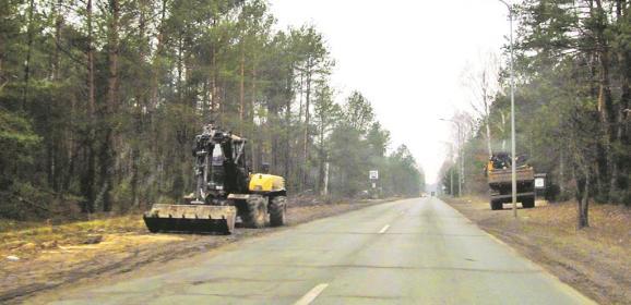 Rusza budowa ścieżek pieszo-rowerowych na terenie miasta i gminy Radzymin!