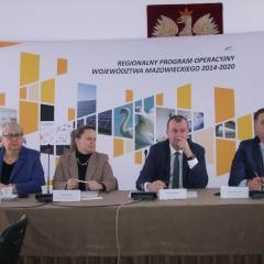 Wyjazdowe Posiedzenie Komitetu RPO WM w Wąsewie
