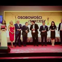 """Wicemarszałek Janina Ewa Orzełowska znalazła się w gronie laureatów konkursu """"Osobowość Roku 2018"""""""