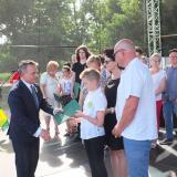 3 dni wspaniałej zabawy, czyli jak Ostrów Mazowiecka świętowała dni miasta w 2018 r.