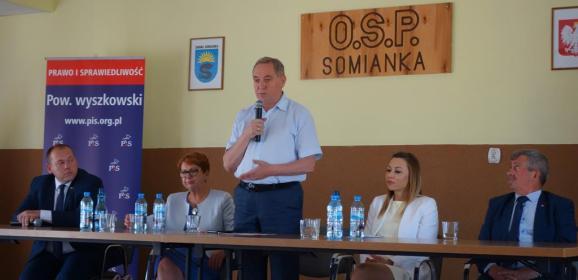 O Polsce  i nie tylko… rozmawiali w Somiance
