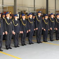 Odznaczenia i awanse dla Strażaków z Powiatu Wołomińskiego