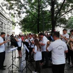 Muzyczna podróż Miejskiej Orkiestry Dętej