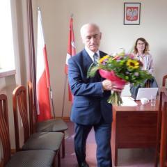 Wójt Zabrodzia Tadeusz Michalik otrzymał absolutorium za 2017 rok