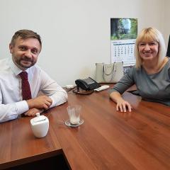 Małgorzata Zyśk – Zastępcą Burmistrza Miasta Ząbki