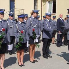 Święto Policji okazją do podziękowań, awansów i nagród