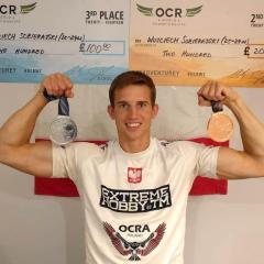 Wojciech Sobierajski dwukrotnym medalistą mistrzostw świata!