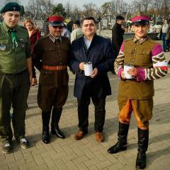 """Kwesta na odbudowę pomnika """"Poległym i Pomordowanym"""""""