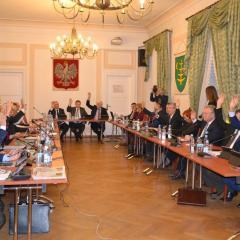 Pierwsza sesja nowo wybranej Rady Miasta Ostrów Mazowiecka