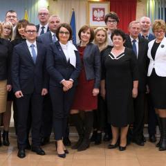 Burmistrz Krzysztof Chaciński złożył ślubowanie i oficjalnie objął stanowisko na drugą kadencję