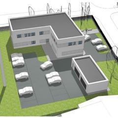 Budowa nowego Komisariatu Policji w Radzyminie ma się rozpocząć jeszcze w tym roku