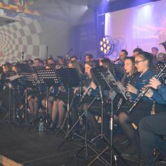 Koncert karnawałowy Młodzieżowej Orkiestry Dętej