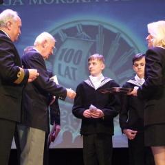 Inauguracja roku Ligi Morskiej i Rzecznej