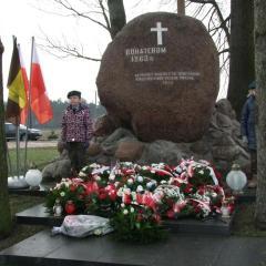 Uroczyste obchody 156. rocznicy bitwy pod Węgrowem