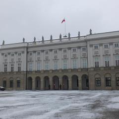 Pałac Prezydencki – piękno i tradycja