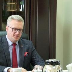 """Co z budową mostu na Bugu?  """"Wspólnie z samorządami dalibyśmy radę…"""" – zapewnia starosta wołomiński Adam Lubiak"""