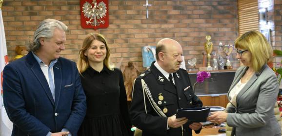 Ponad 300 tys. złotych dotacji celowej gmina Wołomin przekazała Ochotniczej Straży Pożarnej w Wołominie