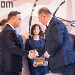 Huta szkła w Wyszkowie z prestiżową nagrodą