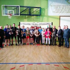 II Turniej Tenisa Stołowego o Puchar Burmistrza Łochowa