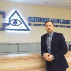 Grzegorz Krycki odszedł z Centrum Medycznego w Radzyminie, aby pokierować pracą Szpitala Powiatowego w Wołominie