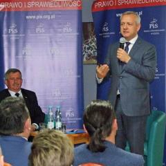 Minister Marek Zagórski o światłowodach, nowych technologiach i zamierzeniach