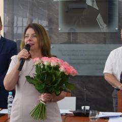 Absolutorium dla Zarządu Powiatu Węgrowskiego