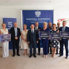 Samorządy z naszego regionu otrzymały dofinansowanie z Funduszu Dróg Samorządowych!
