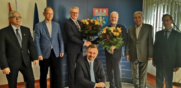 Jednomyślne absolutorium dla Zarządu Powiatu Wołomińskiego