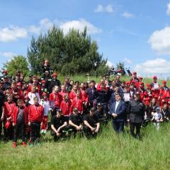 Gminne Zawody Młodzieżowych Drużyn Pożarniczych