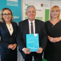 Wnioski w ramach Programu Czyste Powietrze będzie można również składać w Starostwie Powiatowym w Lipsku, Otwocku, Łosicach i Wyszkowie