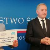 Wojewódzki Fundusz Ochrony Środowiska i Gospodarki Wodnej w Warszawie rozpoczął współpracę z gminami przy realizacji Programu Czyste Powietrze