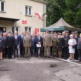 Wojskowa Komenda Uzupełnień upamiętniła hart ducha, determinację i bohaterstwo żołnierzy z okazji Święta Wojska Polskiego